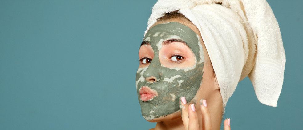 Domácí obličejová maska